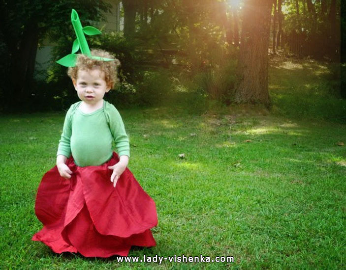 36. Halloween costumes for kids / girls (1-3 years)