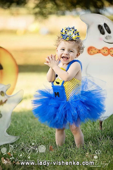 38. Halloween costumes for kids / girls (1-3 years)