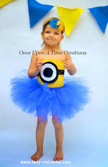39. Halloween costumes for kids / girls (1-3 years)