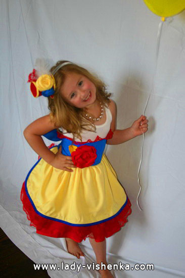 40. Halloween costumes for kids / girls (1-3 years)