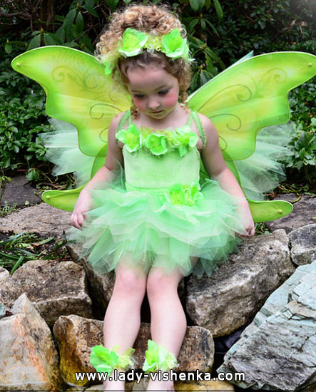 Halloween costumes for kids / girls - Forest Fairy