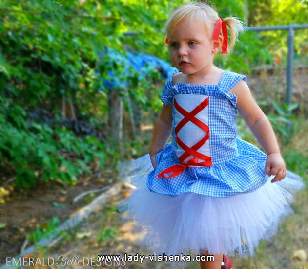 43. Halloween costumes for kids / girls (1-3 years)