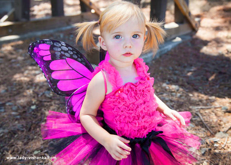 45. Halloween costumes for kids / girls (1-3 years)