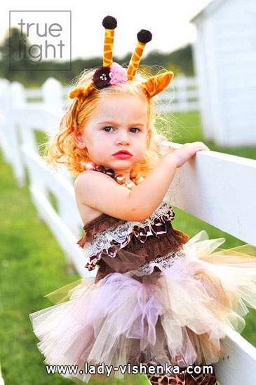 47. Halloween costumes for kids / girls (1-3 years)
