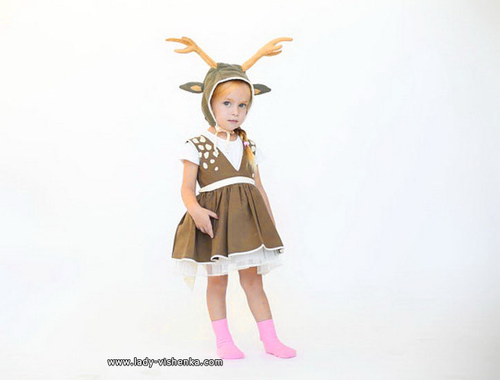 56. Halloween costumes for kids / girls (1-3 years)