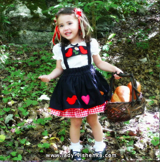 58. Halloween costumes for kids / girls (1-3 years)