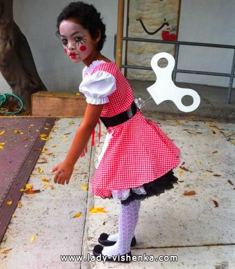 Halloween costumes for kids / girls - Toy