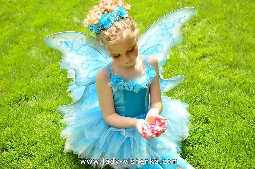 Halloween costumes for kids / girls - Butterfly