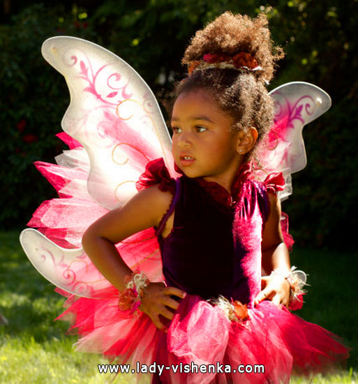 Kids Halloween - Butterfly costume