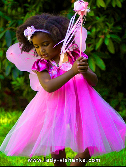 Halloween costumes for kids / girls - Butterfly / Fairy