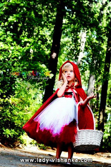 Halloween costumes for kids / girls - Little Red Riding Hood