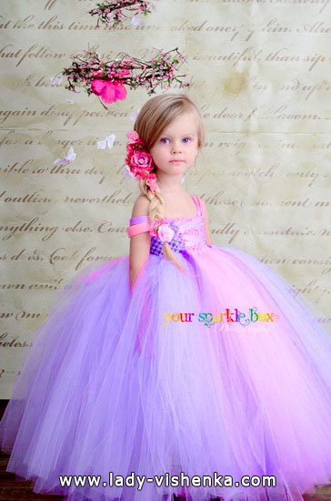 Halloween costumes for kids / girls - Princess of Flowers