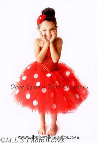 Kids Halloween - Ladybug costume
