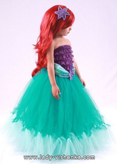 Halloween costumes for kids / girls - Mermaid