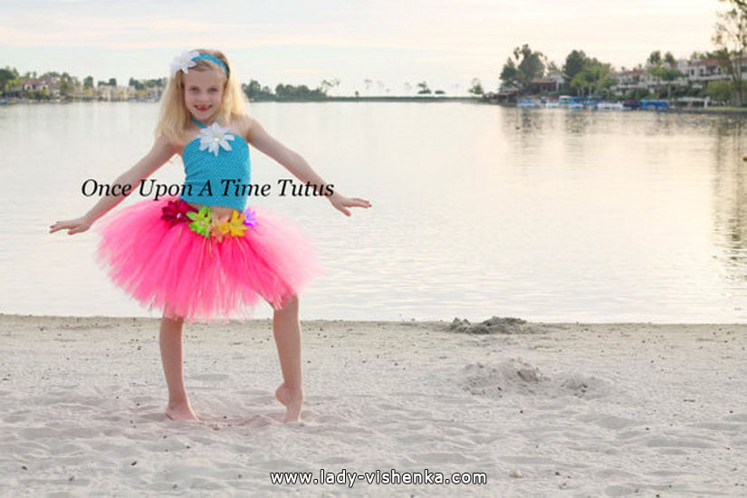 Halloween costumes for kids / girls - Bahamas