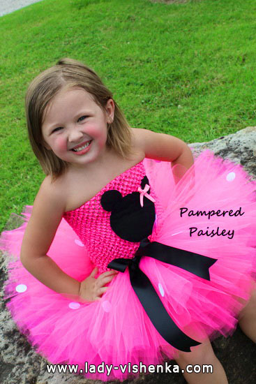 Kids - Halloween costumes for girls - Minnie Mouse
