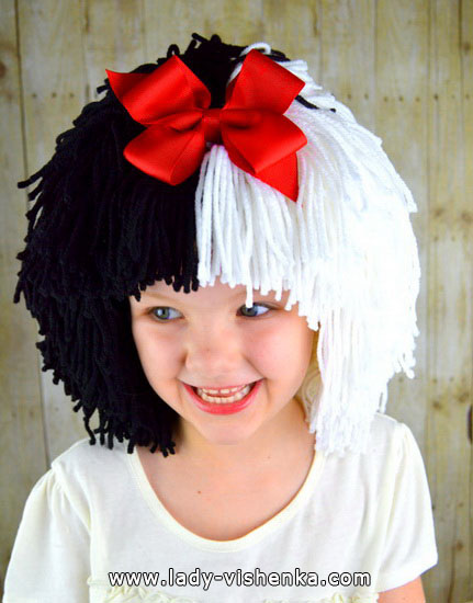 Kids - Halloween costumes for girls - Cruella de Ville
