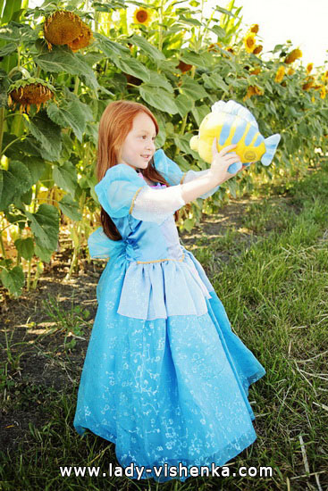 Kids - Halloween costumes for girls - Ariel