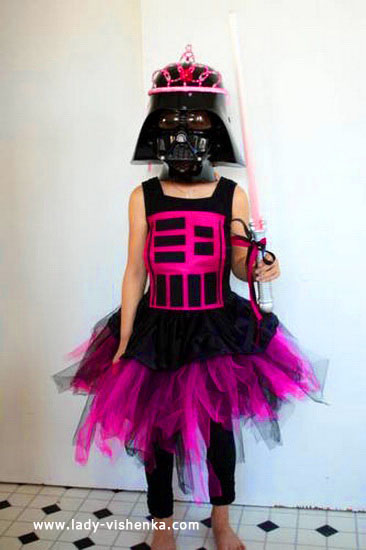 4. Halloween costume for kid / girl