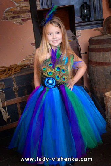 Halloween costumes for kids/girls (6-8 years) - 55 ideas