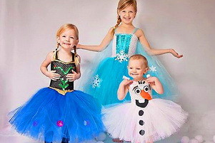 Halloween costumes for kids / girls