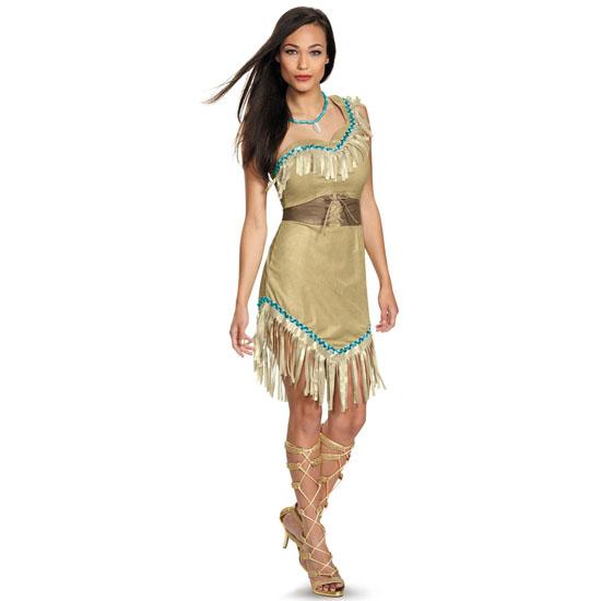 8. Pocahontas costume