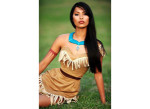 Pocahontas Halloween costume for adults