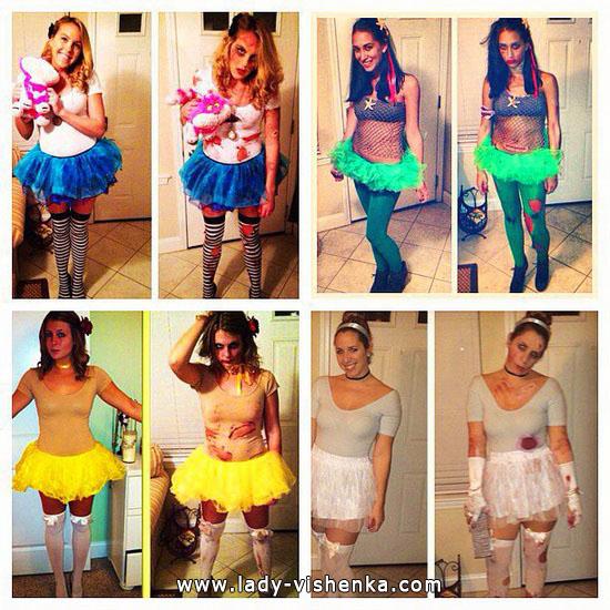 19. Halloween Disney Princess Costume