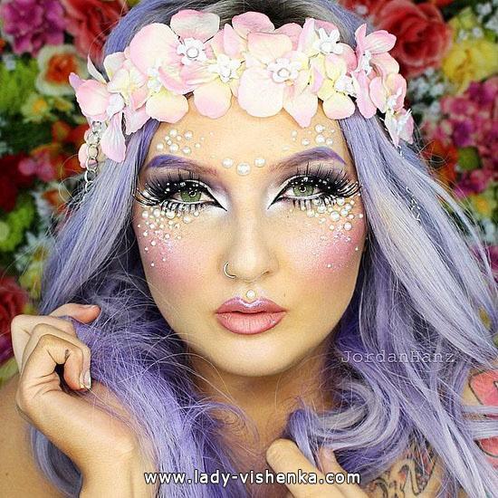 2. Halloween makeup