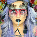 Halloween amazing makeup ideas