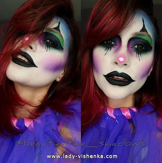18. Halloween makeup