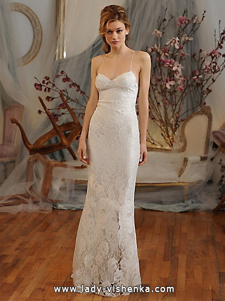 Wedding dresses with lace 2016
