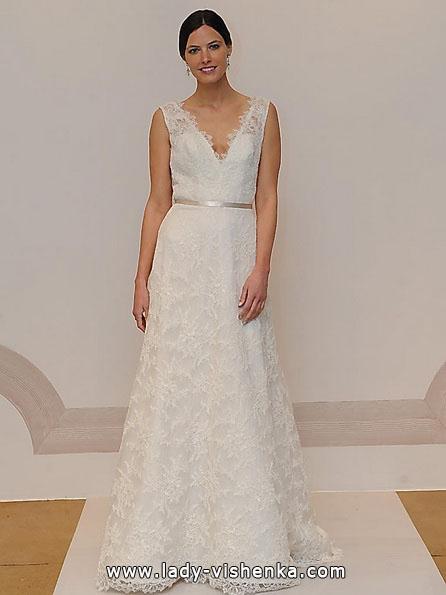 Long lace wedding dress 2016 - Judd Waddell