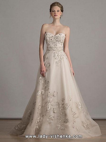 Lace wedding dresses 2016 - Liancarlo