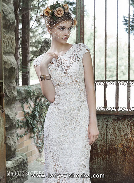 Lace wedding dresses 2016 - Maggie Sottero