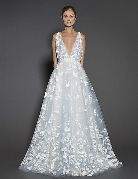 Lace wedding dresses 2016 - Naeem Khan