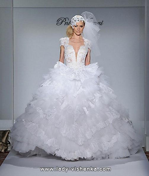 Wedding dresses lace dress - Pnina Tornai