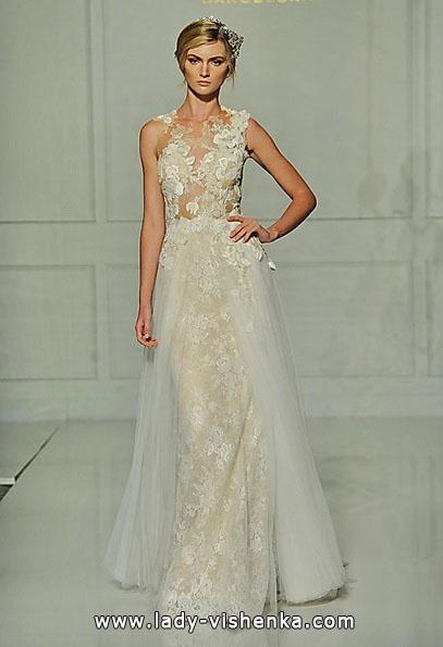 Lace wedding dresses 2016 - Pronovias