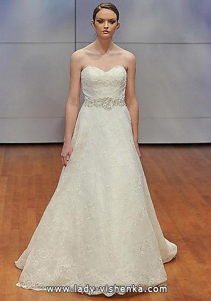 Long lace wedding dress 2016 - Rita Vinieris