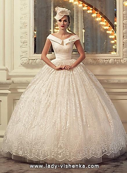 Wedding dresses lace dress 2016 - Tatiana Kaplun