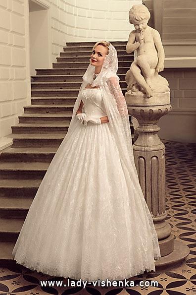 Wedding dress Quinceanera with lace - Tatiana Kaplun