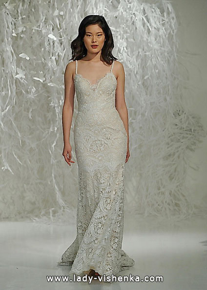 Wedding dresses with lace 2016 - Watters