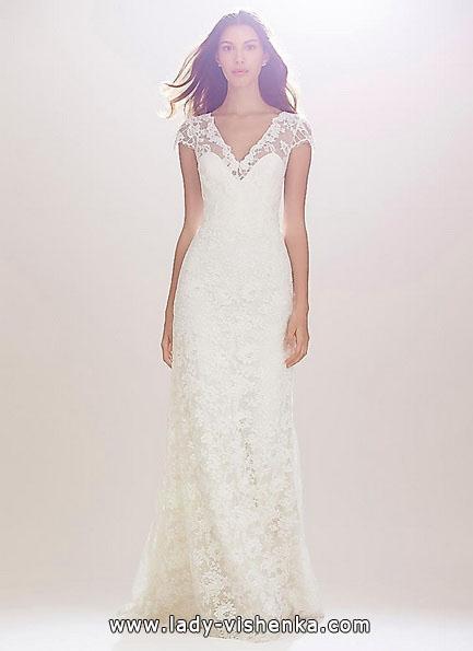 Direct lace wedding dress 2016 - Carolina Herrera