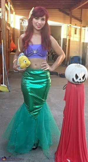 1. Mermaid Costume
