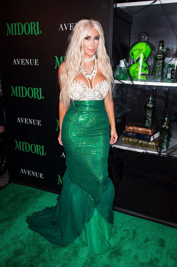 17. Mermaid Costume