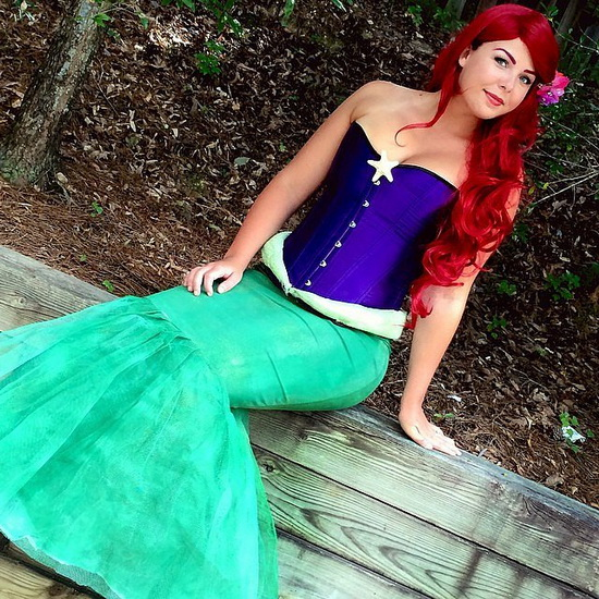 2. Mermaid Costume