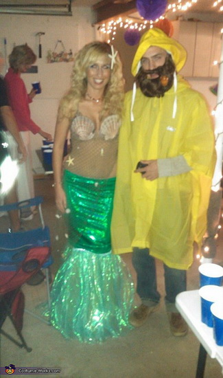 20. Mermaid Costume