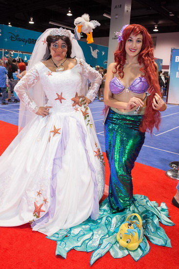 35. Mermaid Costume