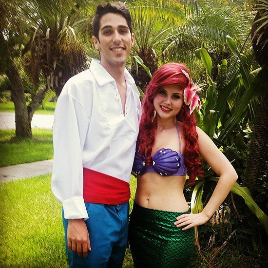 7. Mermaid Costume