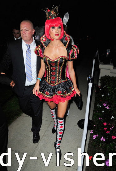 55. Queen of Hearts Costume